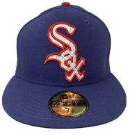 New Era MLB 59Fifty CHICAGO WHITE SOX Military Theme 5950 Fitted Hat 7 1/2
