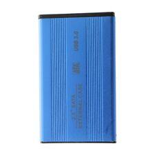 semoic USB 3.0 HDD SSD SATA External Aluminum 2.5inch Hard Drive Disk Box E F6W4