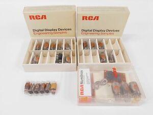 RCA DR2000 DR2010 DR2030 DR2115 DR2120 Nixie Numitron Display Tube (NOS Lot)
