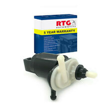 Windscreen Washer Pump Front & Rear Twin Outlet For Vauxhall Corsa Omega VW Golf