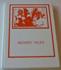 Yearbook 1976-1977:  Beaver Tales, Blackburn College; Carlinville, Illinois