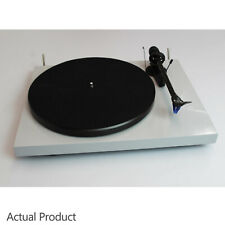 Pro-Ject Debut Carbon DC Turntable - Grey + 2M Blue Cartridge Vinyl Record