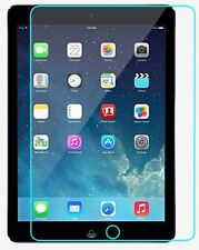 Apple iPad 5 6 Air 1 2 TEMPERED GLASS 0.2mm 2.5D Curve Edge Screen Protector