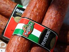 Pepperoni Sticks, Fine (Margherita) approx. 3 lbs (6 pc) LOWEST ON EBAY