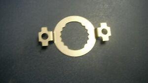 JAGUAR Crankshaft Bolt Lock Washer #C23158