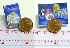 1126# Miniaturbuch Märchen - Aschenputtel - Puppenhaus - Puppenstube - M 1zu12