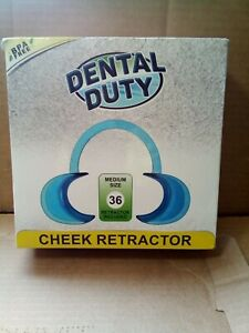 Mouth/Cheek Retractors Guards 3 sizes For Mouth Game