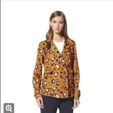 e7dfe8f4f7 3.1 Phillip Lim for Target Tuxedo Blazer Shirt Animal Print Size XS L XL