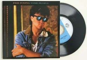 """PAUL YOUNG 1986 : SOME PEOPLE (12"""" & DUB MIXES) ♦ Limited Ed. CD ♦"""