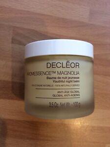 Decleor Aromessence Magnolia - Youthful Night Balm 100g (See Description)