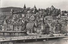 AK Luzern. Blick auf die Altstadt