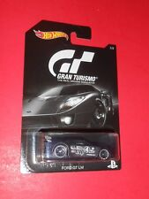 HOT WHEELS FORD GT LM GRAN TURISMO 3/8 SHIPS FREE