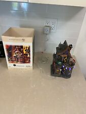 Dept 56 Halloween Be Witching Costume Shop 30 Anniversary Limited 56.54604