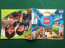 (Q26) LEGO CATALOGO GENERALE Giu/Dic 2013 HOBBIT STAR WARS Brochure KATALOG