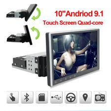 10in Adjustable Screen Car Stereo Radio Gps Navigation Android 9.1 Autoradio