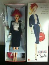 Barbie Collector's Request Ltd Ed COMMUTER SET 1959 Doll Reproduction MIB, 1998