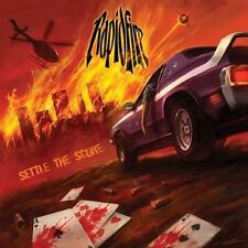 Rapidfire - Settle The Score CD 2009 Hellhound