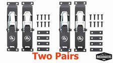 2007-2017 Jeep Wrangler Unlimited JK Smittybilt Atlas Door Steps Two Pair 7630