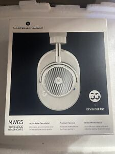 Master & Dynamic Silver Studio 35 Kevin Durant MW65 Bluetooth Headphone's