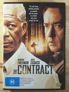 The Contract DVD Morgan Freeman