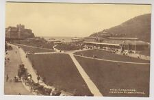 Devon postcard - Ilfracombe, View from Gilberts Hotel