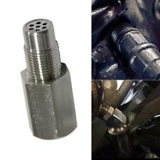 Engine Light O2 Oxygen Sensor Spacer Adapter Bung Catalytic Converter Fix Check