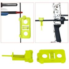 Archery Level Combo Tuning Assembly Chain Compound Bow Arrow Nock Snap Hunting