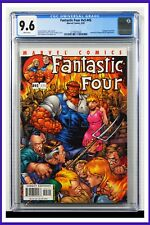 Fantastic Four #v3 #45 CGC Graded 9.6 Marvel September 2001 Comic Book