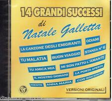 Natale Galletta: 14 Grandi Successi - CD