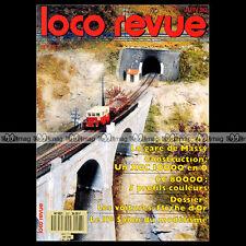 LOCO REVUE N°527 PULLMAN FLECHE D'OR GOLDEN ARROW BELPHEGOR AUTORAIL XGC-10000
