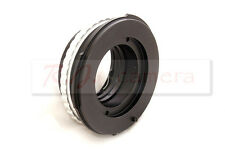 Nikon F AI AIS G mount lens to Sony PMW-F3 F3 F5 F55 movie camera FZ adapter