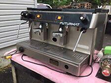 Futurmat 2 Group Espresso Cappuccino Machine 220v