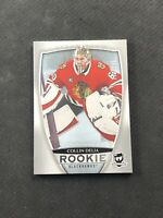 2018-19 UPPER DECK THE CUP COLLIN DELIA ROOKIE SILVER #ed 216/249