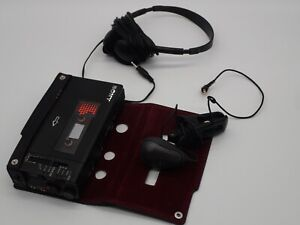 Walkman SONY WM-D6C Professional Cassette Player Recorder