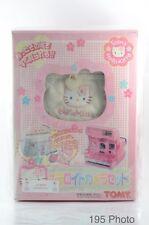 **New**Rare** Polaroid 600 Hello Kitty Pink w/Case Box Sanrio From JAPAN (# 959)