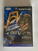 Nintendo Game Cube UNIVERSAL STUDIOS JAPAN ADVENTURE gamucube japan GC NTSC-J