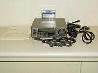 Sony EV-C500 High-End Hi8 Videorecorder inkl. BDA & Kabeln, 2 Jahre Garantie