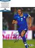 ALESSANDRO DEL PIERO SIGNED ITALY 2006 WORLD CUP 8x10 PHOTO BECKETT COA BAS