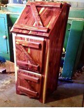 RED CEDAR OF OKLAHOMA  TATOR / ONION & BREAD BOX