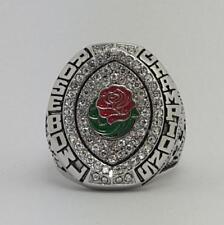 NCAA 2015 Oregon Ducks Rose Bowl National Football Championship Ring 8-14Size