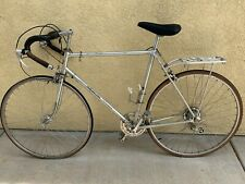 Motobecane Mirage 1970s bicycle Made In France Gray 23 inch Frame Road Bike  !