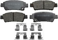 Disc Brake Pad-ProSolution Ceramic Brake Pads Front fits 01-07 Toyota Highlander