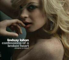 Lindsay Lohan: Confessions Of A Broken Heart (Daughter To Father) MUSIC AUDIO CD