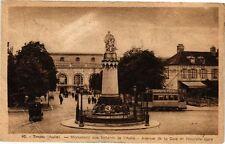 CPA TROYES - Monument aux enfants de l'Aube (179371)