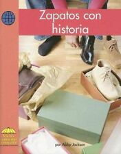 Zapatos con historia (Yellow Umbrella Spanish Fluent Level) (Spanish Edition) -