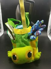 Kids Toy Turtle Gardening Bag, tools Gloves, Tools, Knee Matt And Seeds