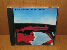 U2 - WHO'S GONNA RIDE YOUR WILD HORSES 2 track promo CD single