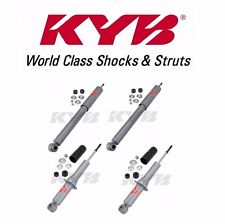 4-Pieces KYB Gas-a-Just® Shocks/Struts 2-Front & 2-Rear for 4-Runner 96 to 02