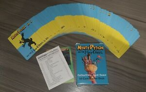 Monty Python and the Holy Grail Collectible Card Game CCG 90 cards