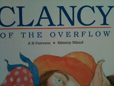 Clancy of the Oveflow by A.B.Paterson / Kilmney Niland children's picture book